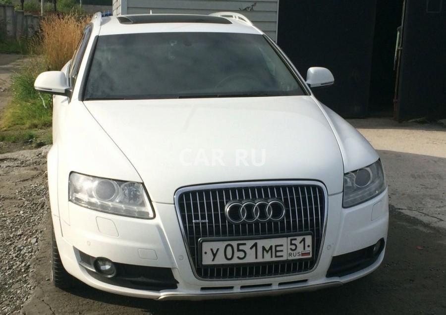 Audi Allroad, Апатиты