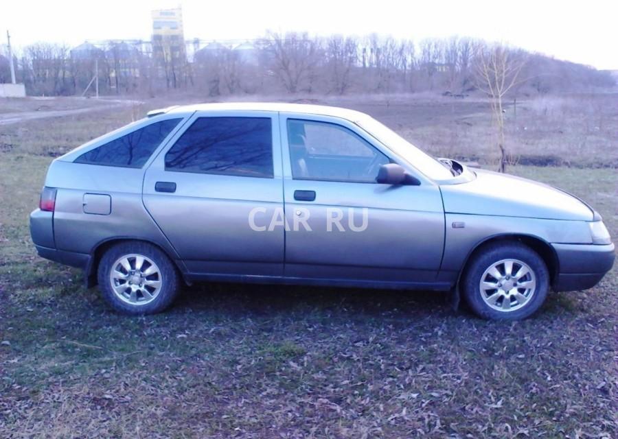 Lada 2112, Алексеевка