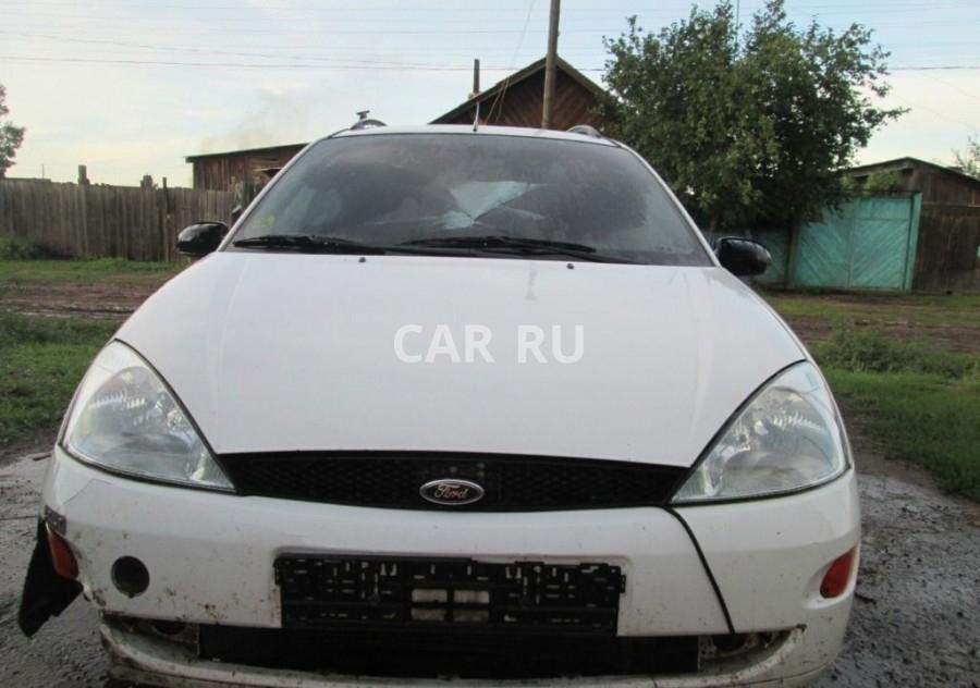 Ford Focus, Балаганск