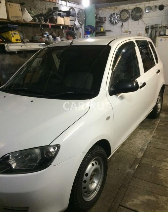 Mazda Demio, Армавир