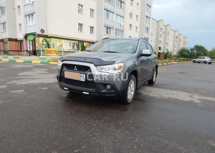 Mitsubishi ASX, Балашов