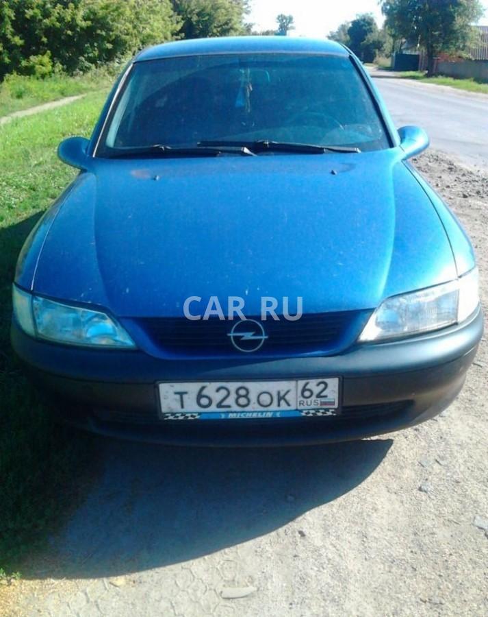 Opel Vectra, Александро-Невский