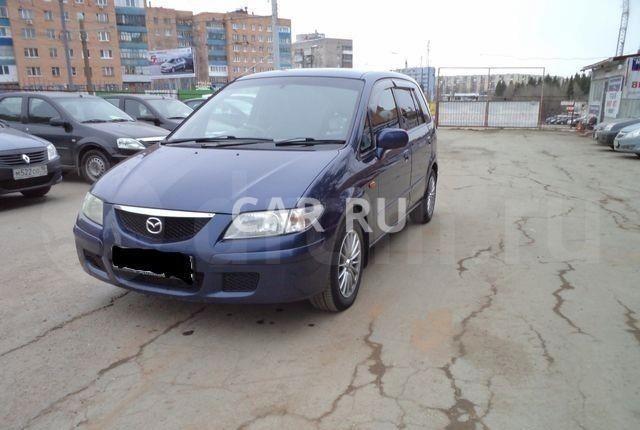 Mazda Premacy, Альметьевск