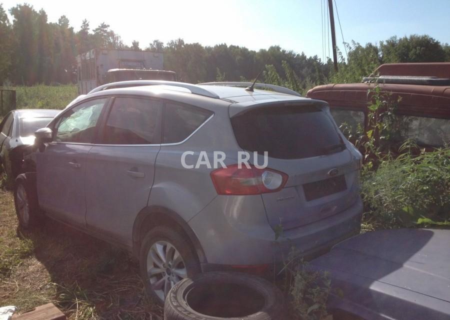 Ford Kuga, Барнаул