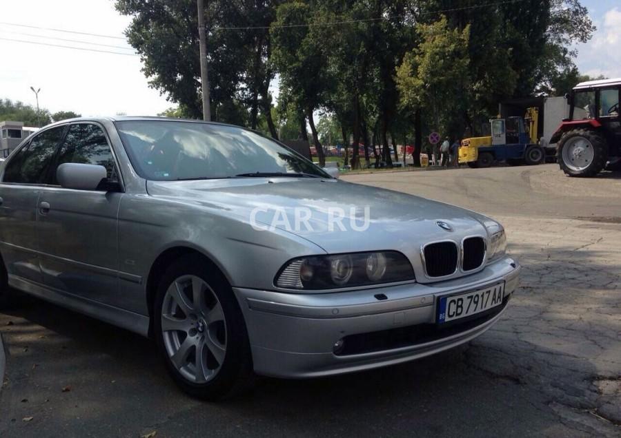 BMW 5-series, Александрия