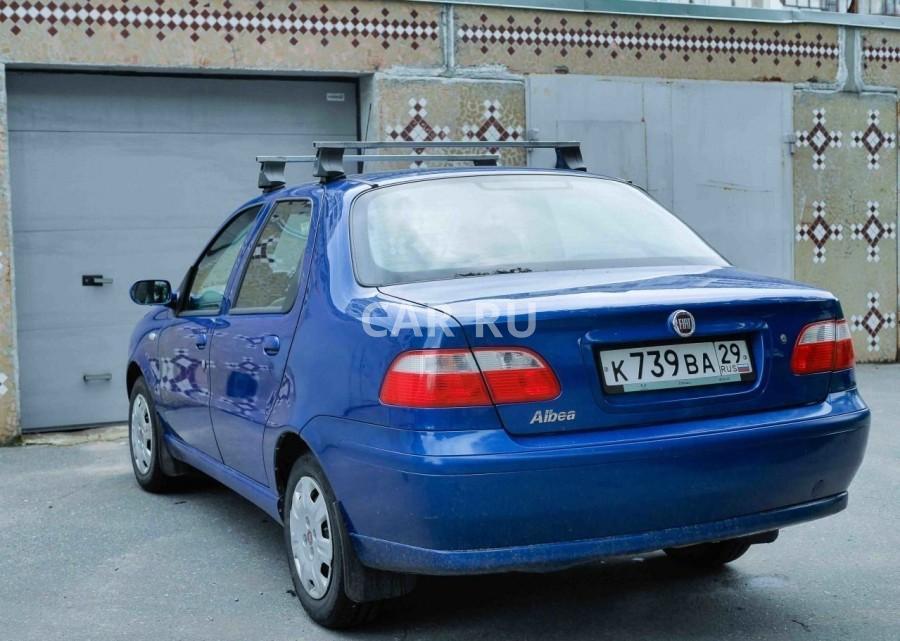 Fiat Albea, Архангельск