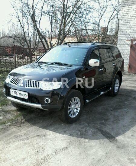 Mitsubishi Pajero Sport, Балашов