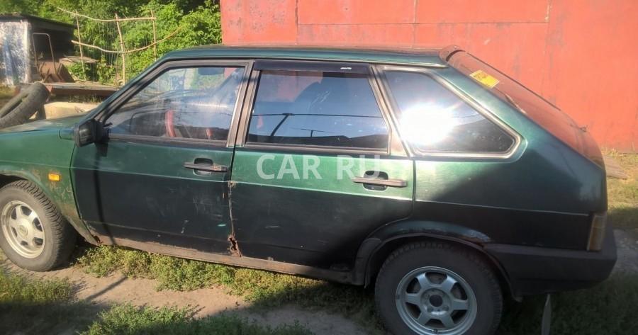 Lada 2109, Балашов