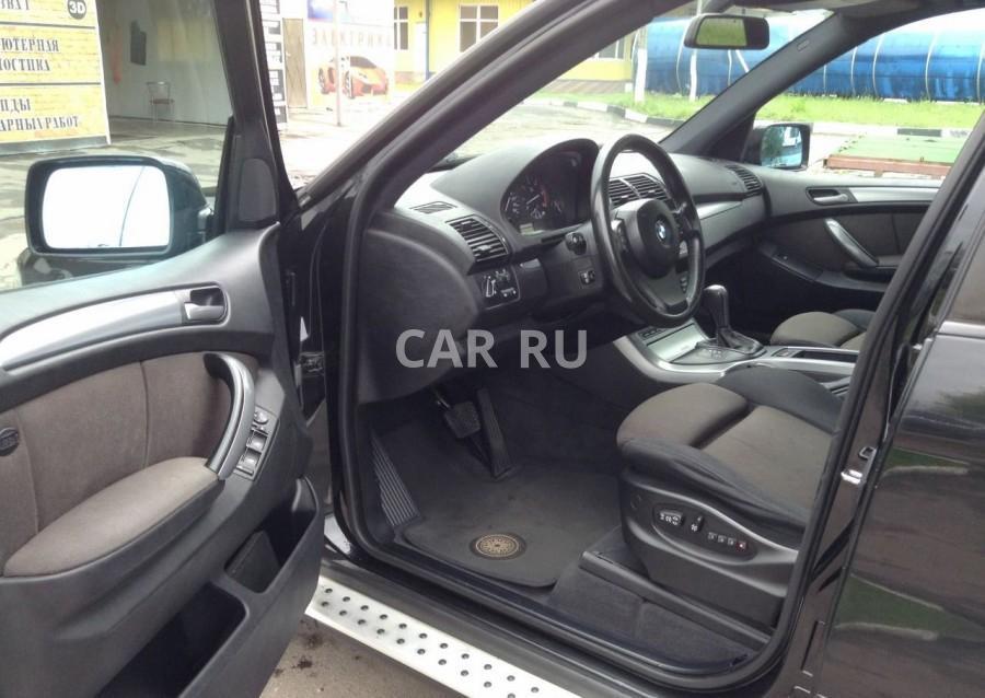 BMW X5, Балашиха
