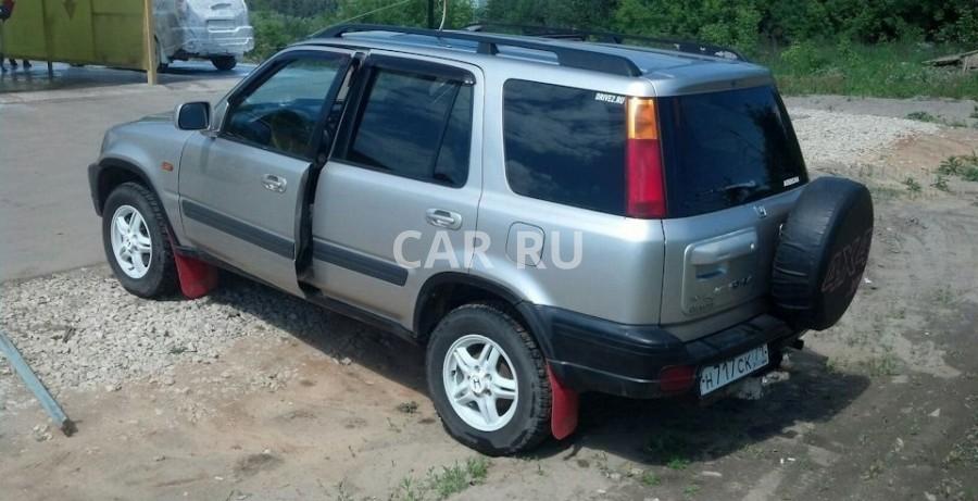 Honda CR-V, Алексин