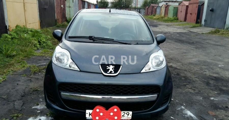Peugeot 107, Архангельск