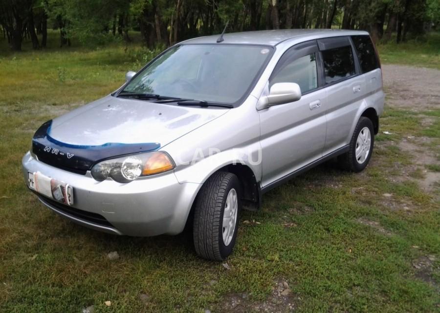 Honda HR-V, Абакан