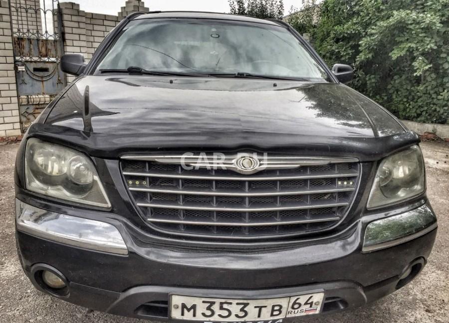 Chrysler Pacifica, Балашов