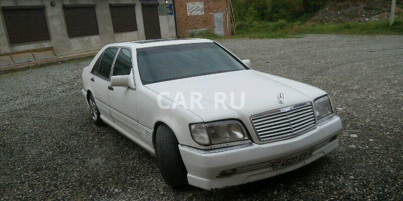 Mercedes S-Class, Алагир