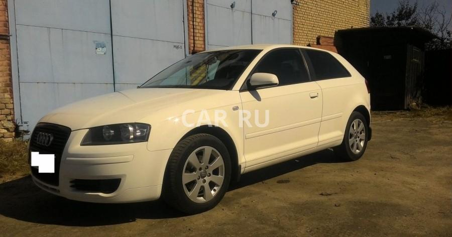 Audi A3, Арзамас