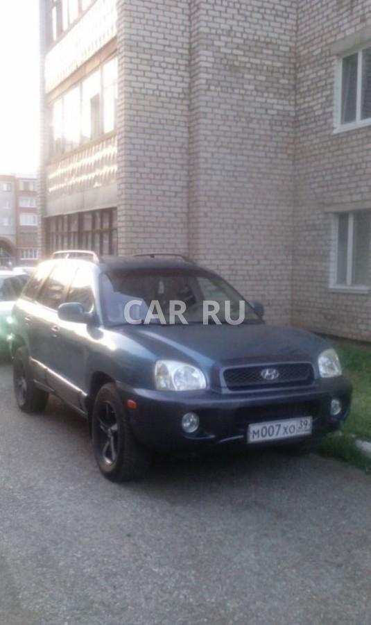 Hyundai Santa Fe, Белебей