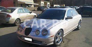 Jaguar S-type, Белгород