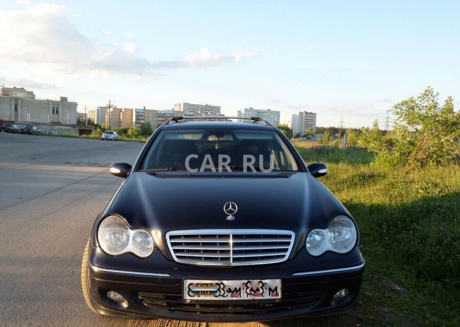 Mercedes C-Class, Арзамас