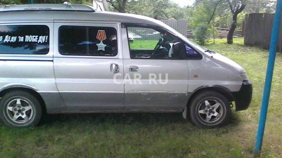 Hyundai Starex, Белгород