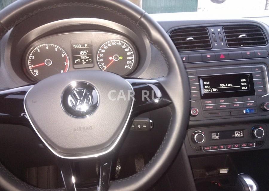 Volkswagen Polo, Анна