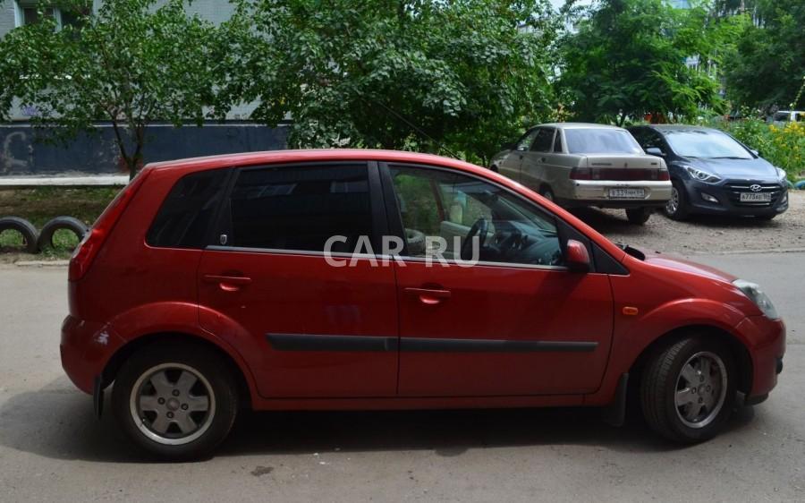Ford Fiesta, Балаково
