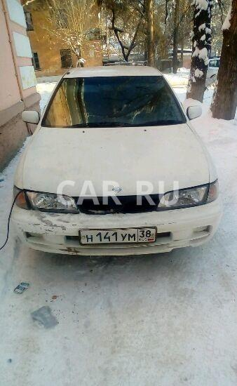 Nissan Pulsar, Ангарск