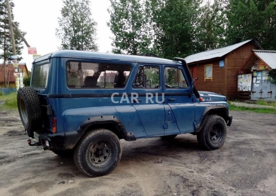 Уаз 3153, Архангельск