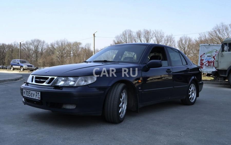 Saab 9-5, Белгород