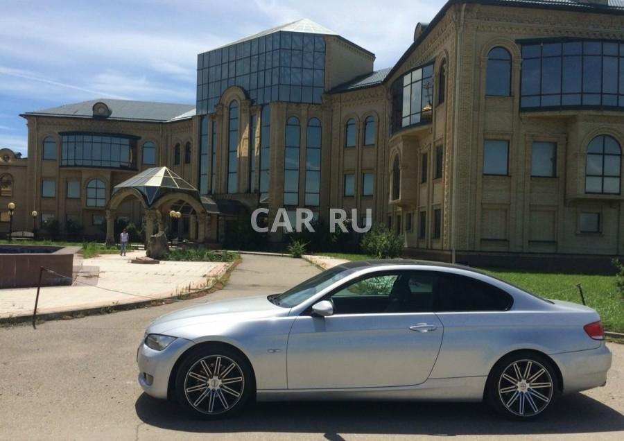 BMW 3-series, Белая Глина
