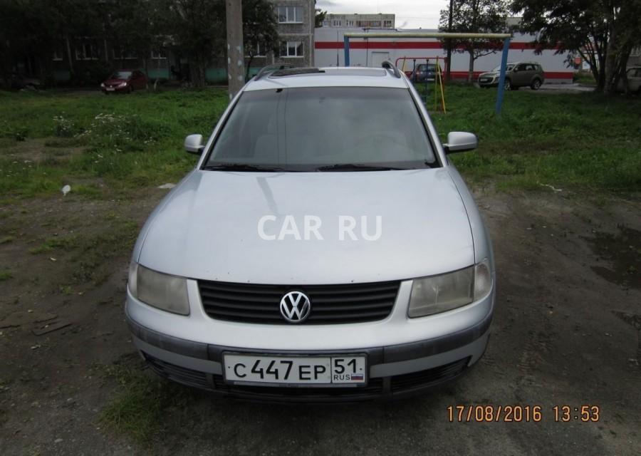 Volkswagen Passat, Апатиты