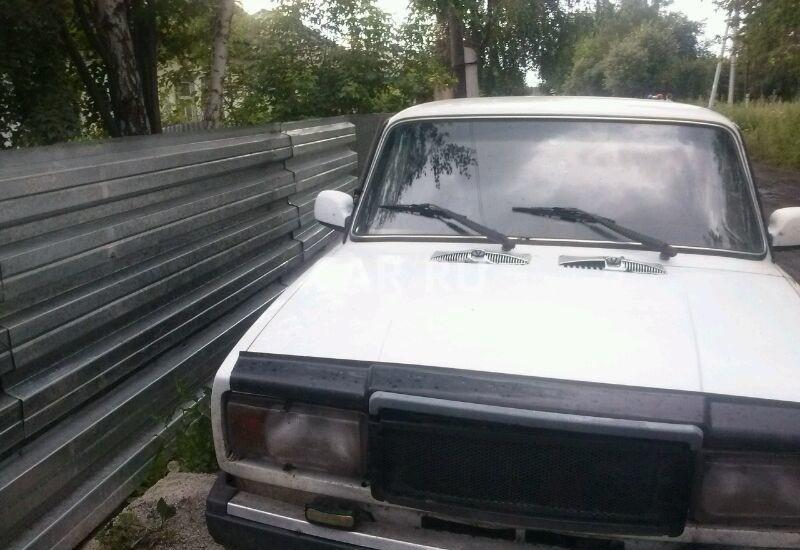 Лада 2107, Белово