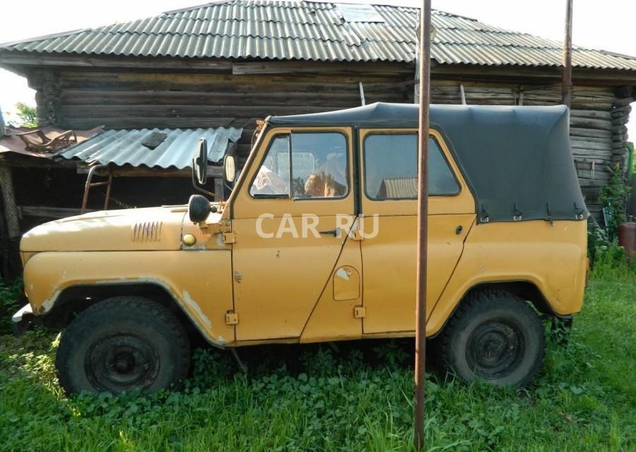 Уаз 469, Беково