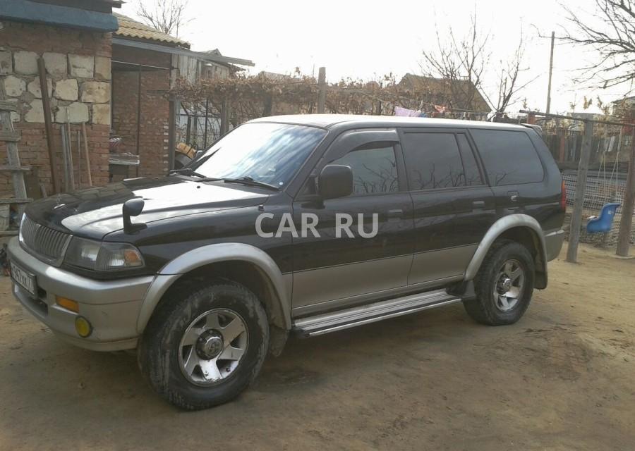 Mitsubishi Challenger, Астрахань