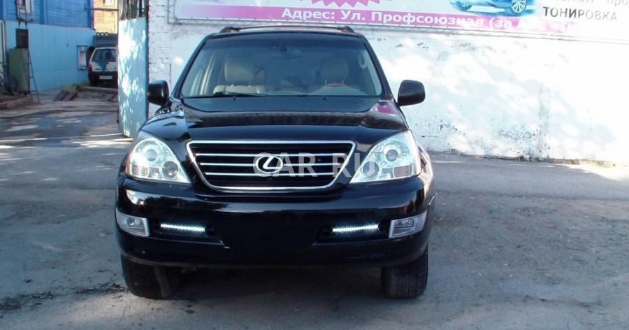 Lexus GX, Ачинск
