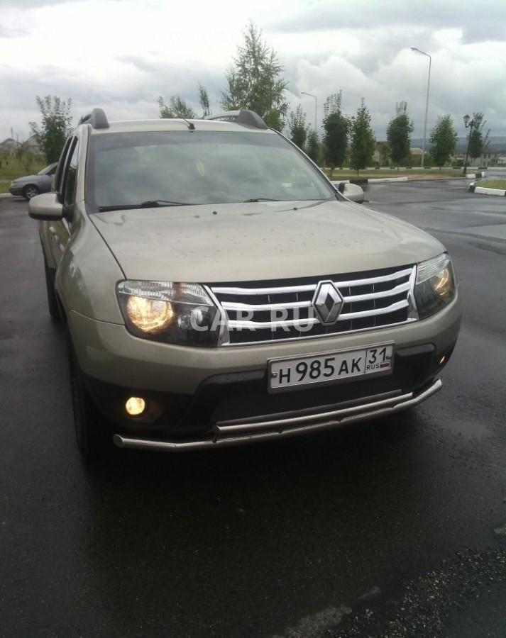 Renault Duster, Алексеевка