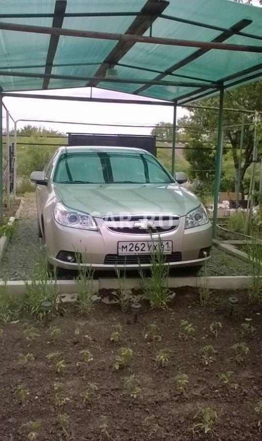 Chevrolet Epica, Батайск