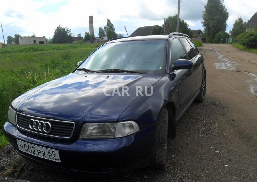 Audi A4, Бежецк