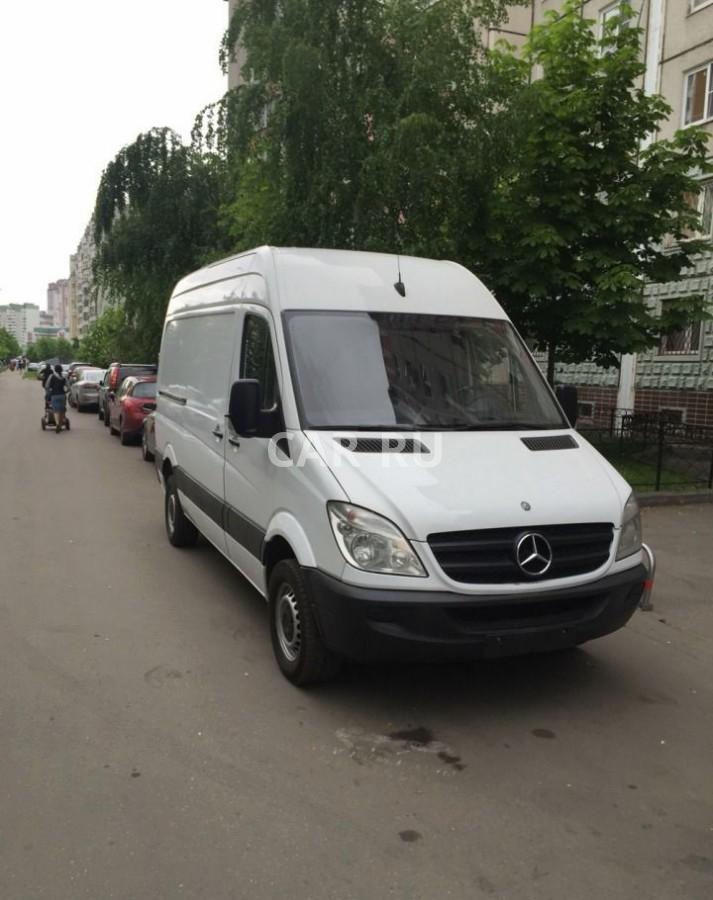 Mercedes Sprinter, Анапа