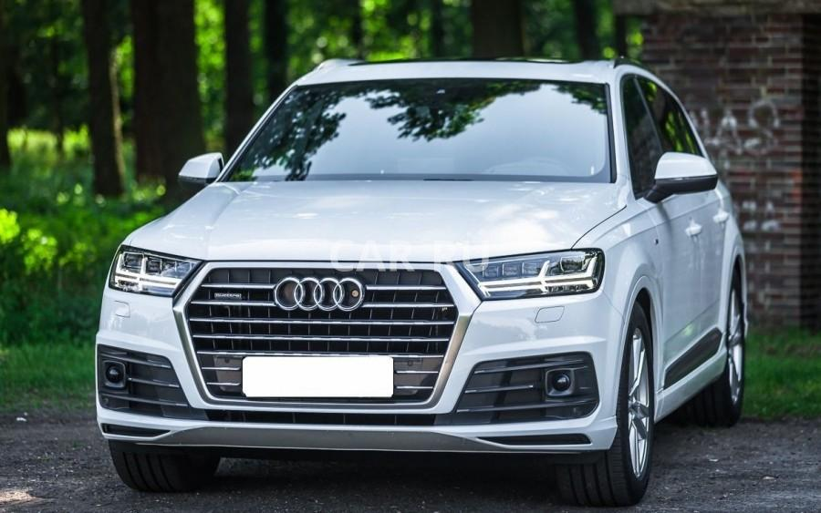 Audi Q7, Алексеевка