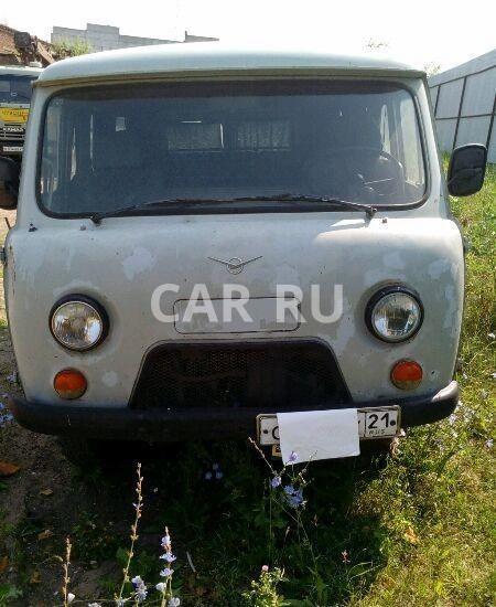 Уаз 2206, Батырево