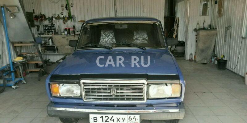 Lada 2107, Балаково