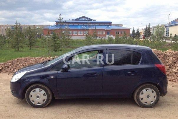 Opel Corsa, Азнакаево