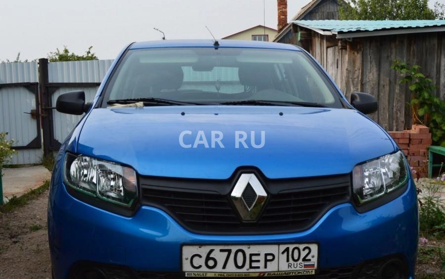 Renault Sandero, Архангельское