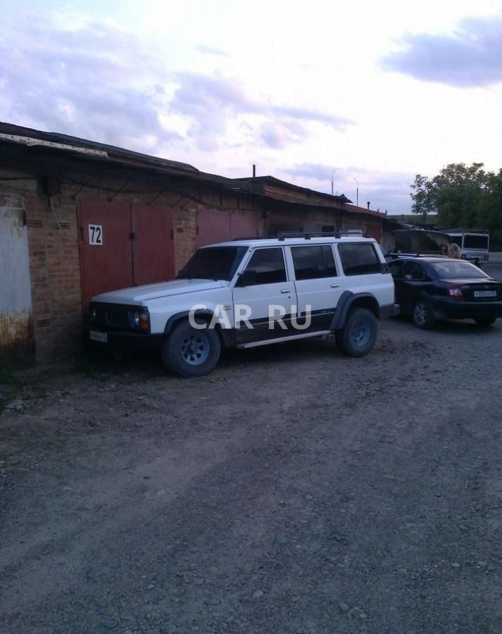 Nissan Patrol, Армавир