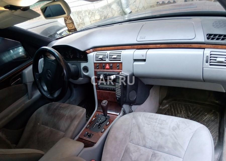 Mercedes E-Class, Апшеронск