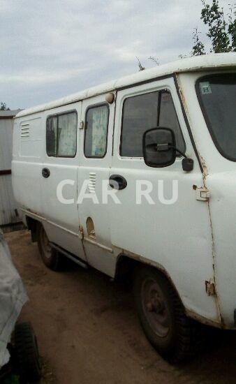 Уаз 3909, Ахтубинск