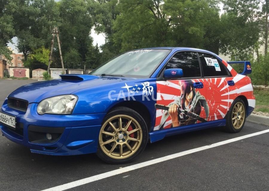 Subaru WRX, Аксай