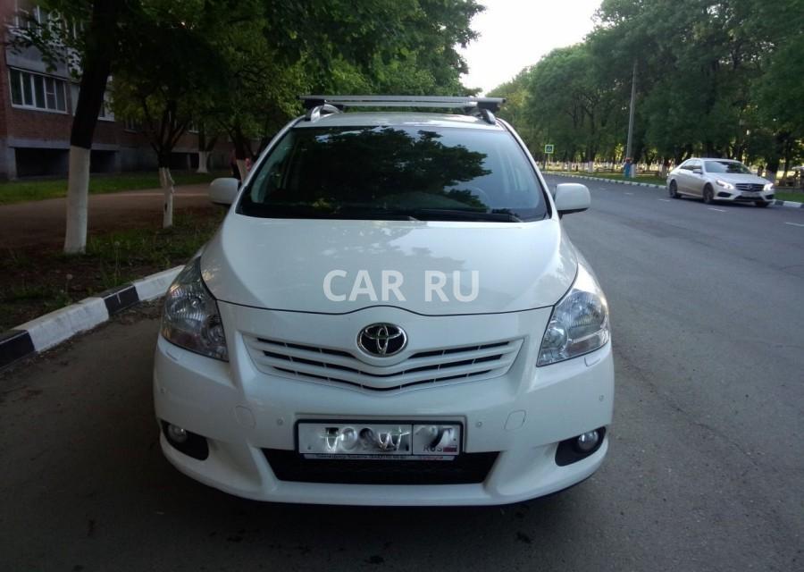 Toyota Verso, Армавир