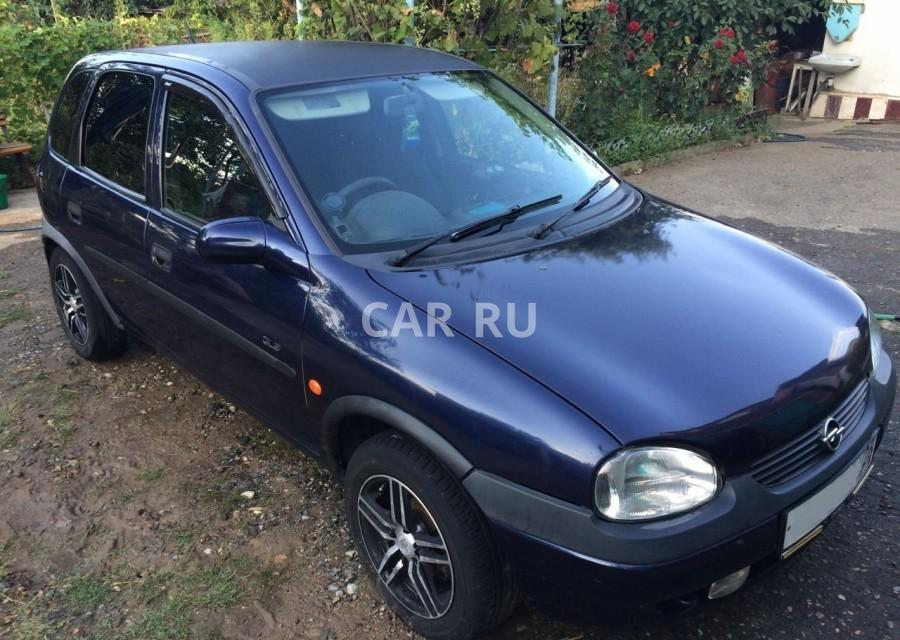 Opel Vita, Александровское