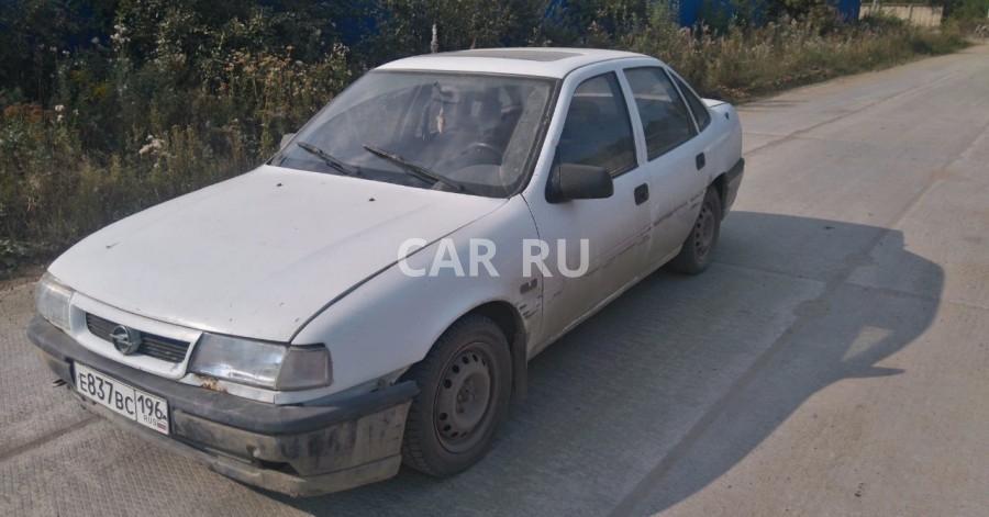 Opel Vectra, Алапаевск